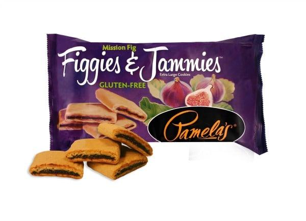 Pamela's Mission Fig Figgies and Jammies Gluten-Free Cookies