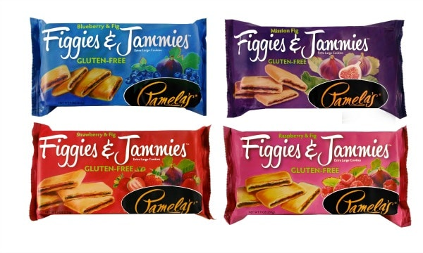 Pamela's Gluten-Free Figgies and Jammies Cookie Giveaway // The Spicy RD