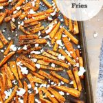"Greek Feta Sweet Potato Fries, Gluten Sensitivity & ""That"" Study"