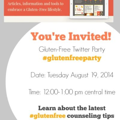 Twitter Party with Udi's & Glutino #glutenfreeparty