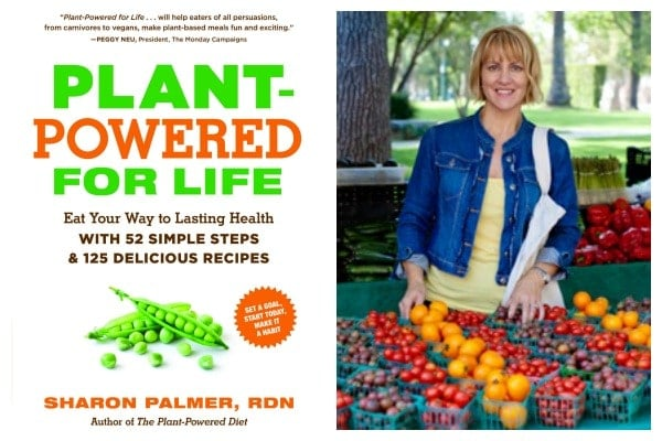 Plant Powered for Life by Sharon Palmer, RDN