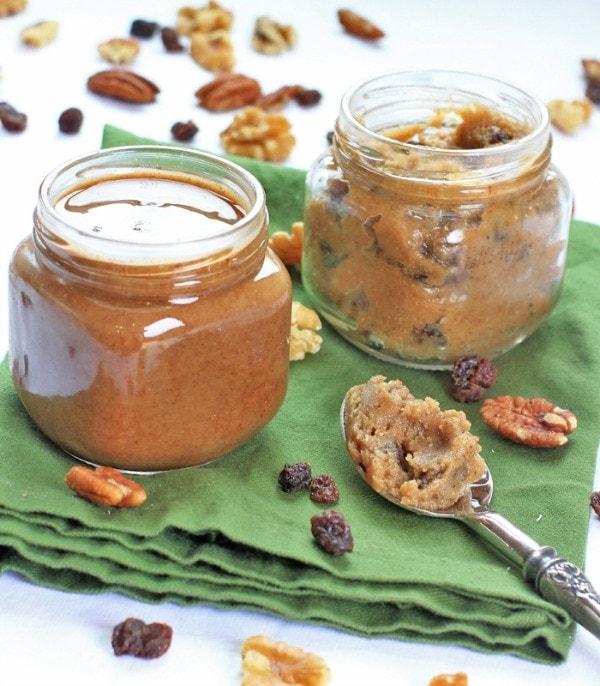 Chunky Maple Cinnamon Raisin Nut Butter Recipe — Dishmaps