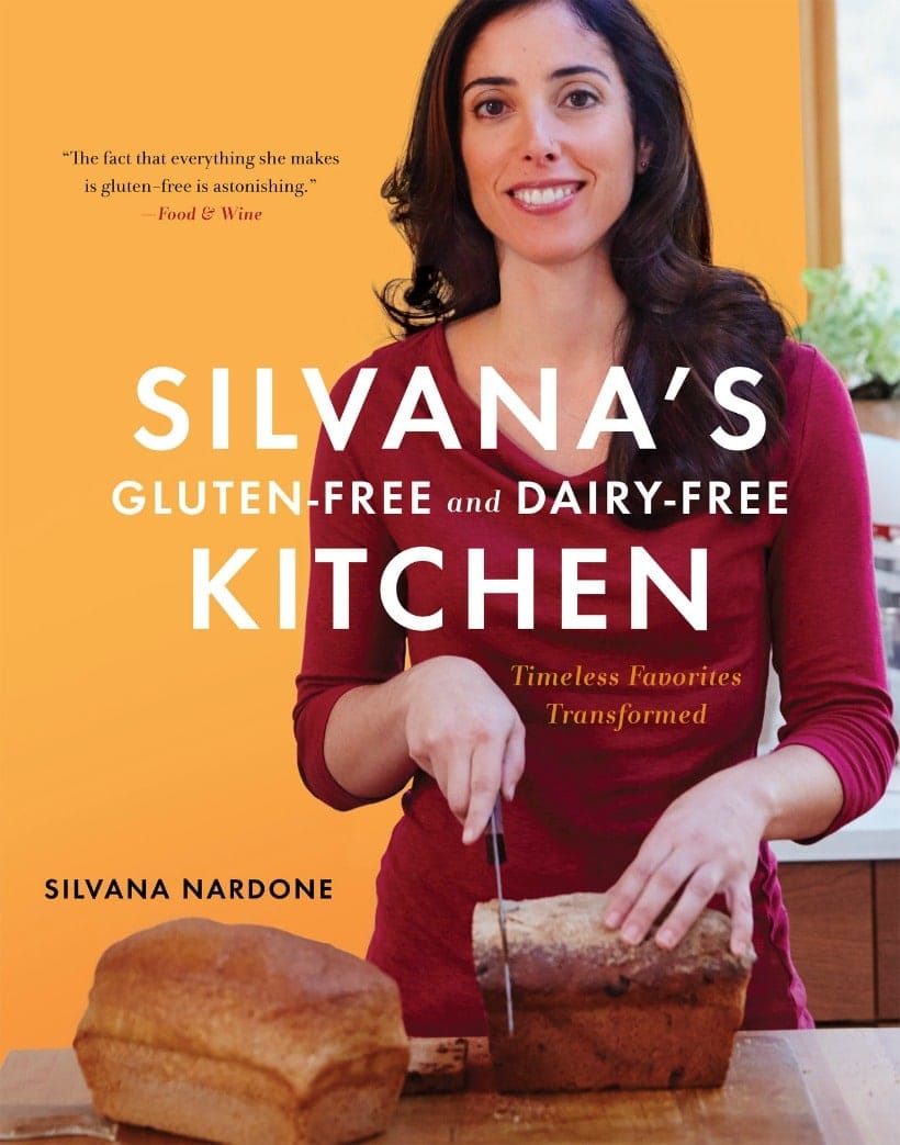 Silvana's Gluten Free Dairy Free Kitchen Cookbook | Read my review @thespicyrd www.eastewart.com