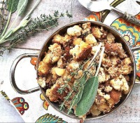 Macadamia Nut and Tart Cherry Stuffing