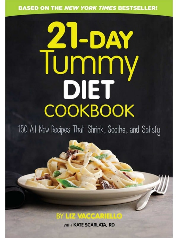 21 Day Tummy Cookbook: 150 All-New Recipes that Shrink, Soothe, and Satisfy