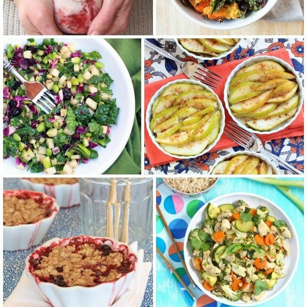 My Favorite Easy Tips + 25 Delicious Ways to Eat More Fruits and Vegetables Every Day