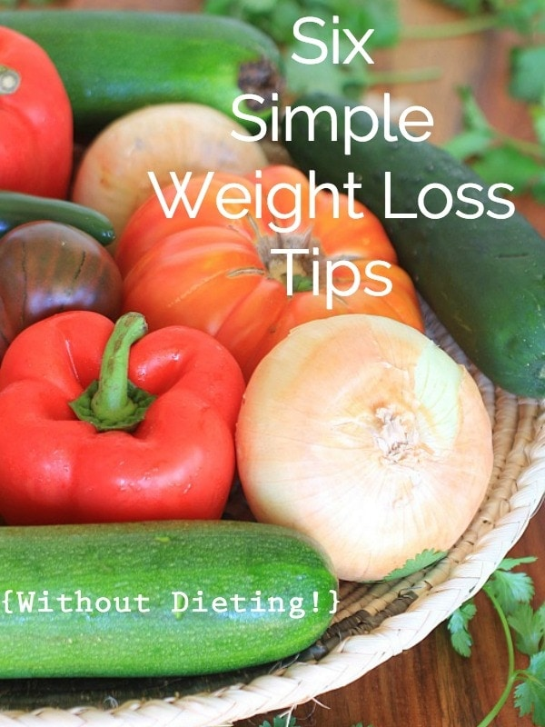 Slim By Design Review + 6 Simple Weight Loss Tips {Without Dieting!}