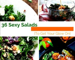"36 ""Feel Good"" Sexy Salads to Get Your Glow On!"