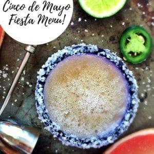 Skinny Grapefruit Jalapeno Mezcal Margarita + 46 Healthy, Gluten-Free Cinco de Mayo Recipes