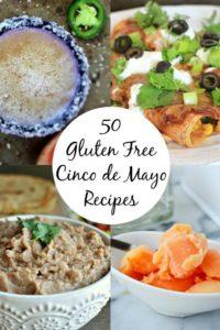 Cinco de Mayo Recipes collage