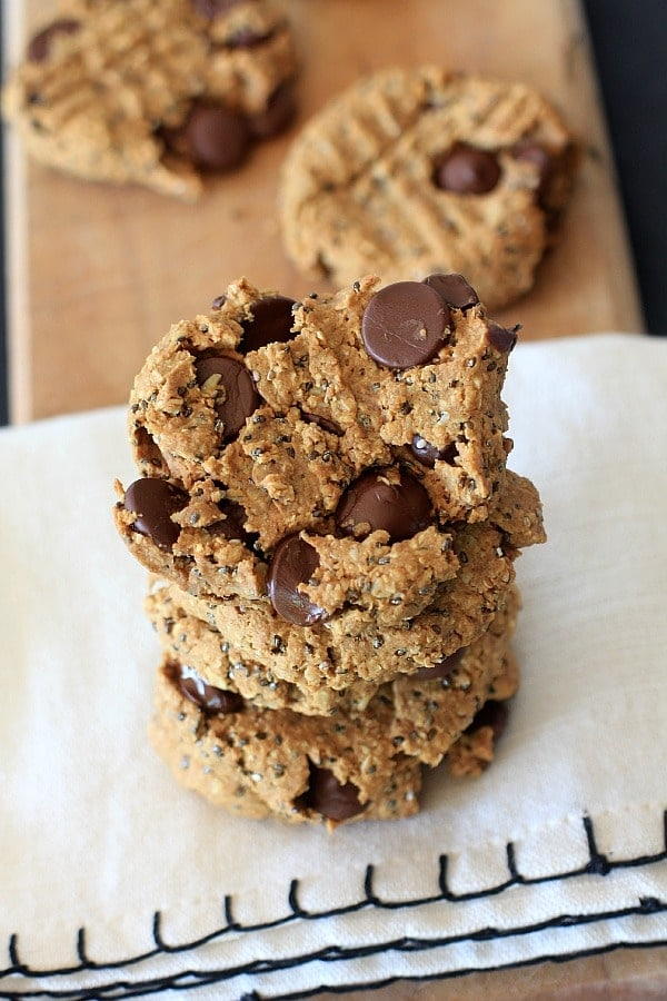 ... oatmeal cookies healthified oatmeal peanut butter breakfast cookies