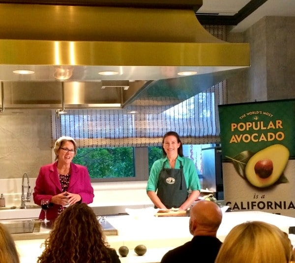 California Avocado Nutrition Talk by Katie Ferraro, RD