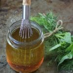 5 Reasons to Ditch Store Bought Dressings + The Perfect Homemade Vinaigrette