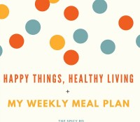 Happy Things, Healthy Living: 52 Hike Challenge, Weekly Meal Plan & More!
