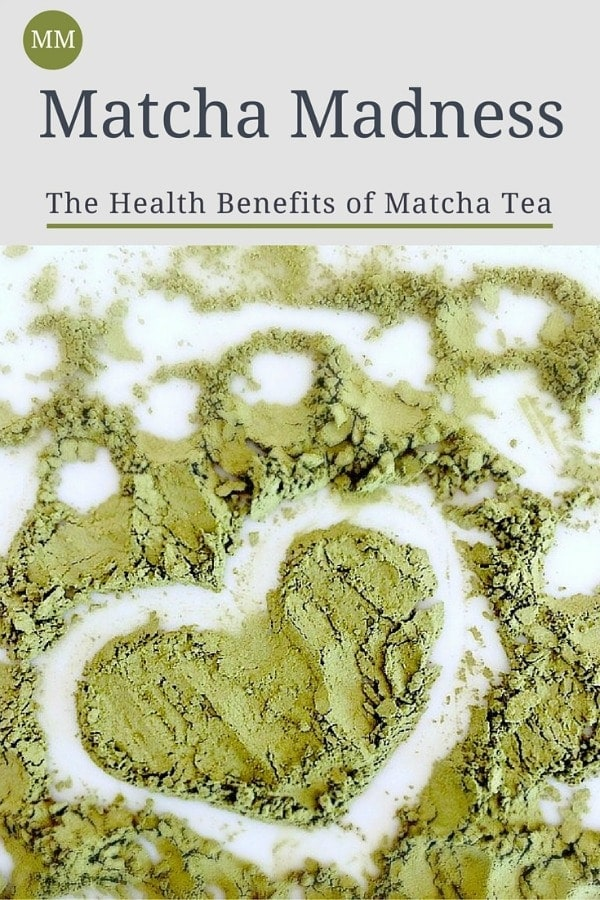 Learn about the health benefits of antioxidant rich matcha tea | Spicy RD Nutrition