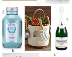Mother's Day Gift Guide 2016 | Fun, festive, healthy, and a little bit indulgent!