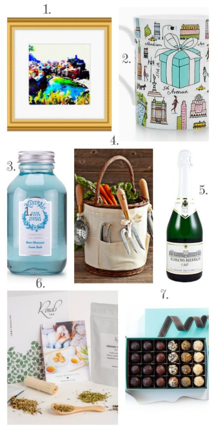 Mother's Day Brunch Recipes + Gift Guide
