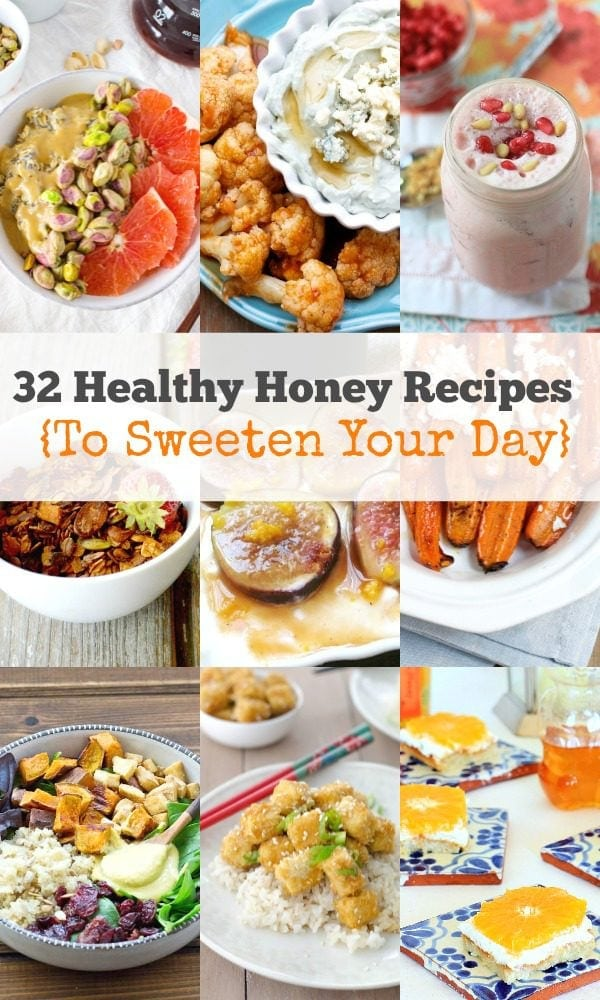 32 Healthy Honey Recipes to Sweeten Your Day | With a unique taste, all-natural honey is a delicious way to flavor everything from sweet breakfast treats and baked goods to savory mains and side dishes.