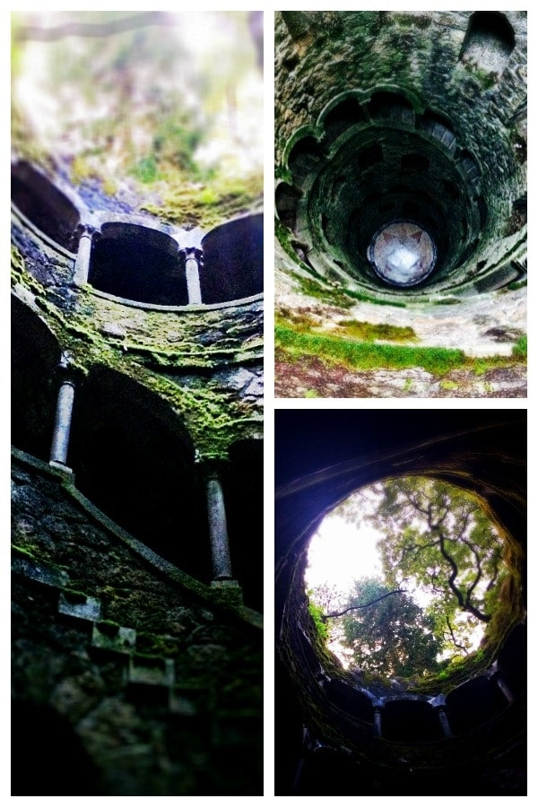 A must see in Sintra-The Initiation Wells at Quinta da Regaleira | Portugal Travel