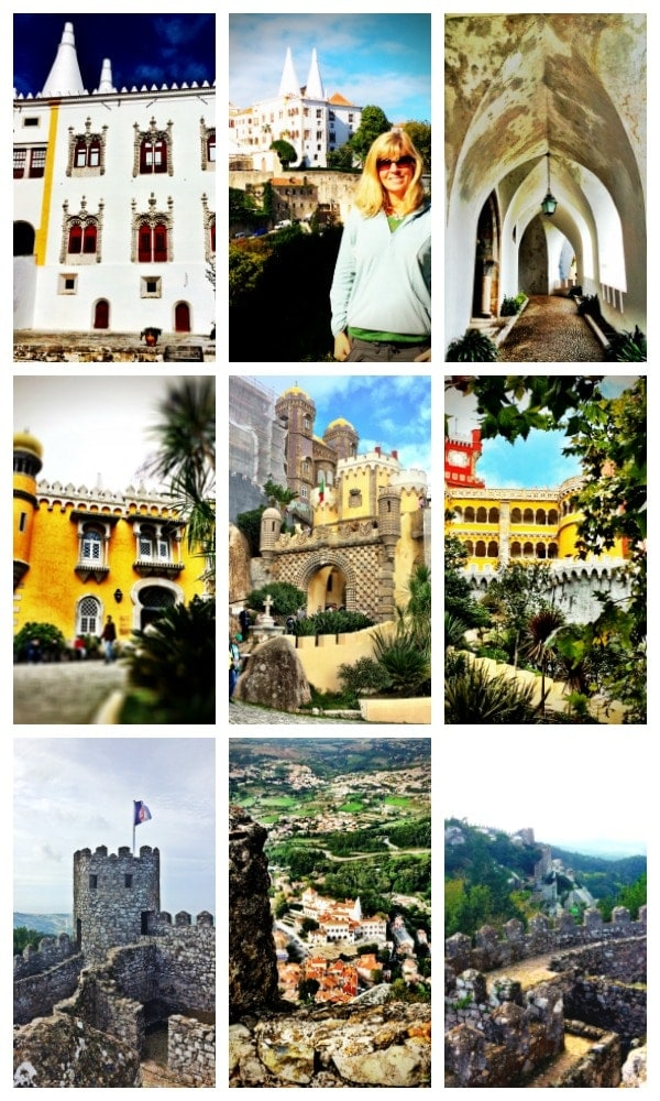 A day trip to the beautiful town of Sintra is a must when you're visiting Lisbon! | Portugal Travel