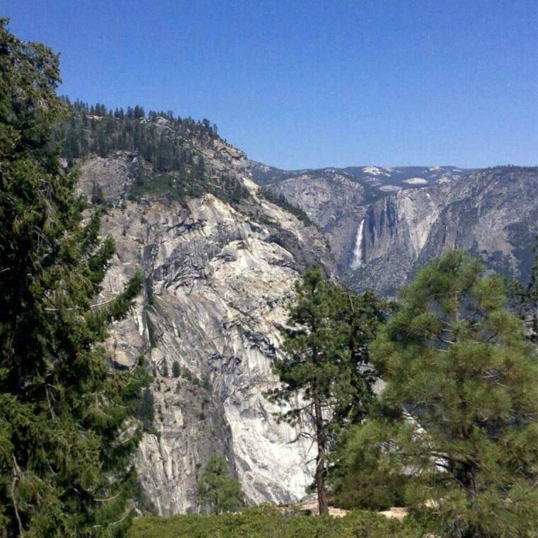 Yosemite Panorama Trail   25,000 Steps of Pure Hiking Bliss!