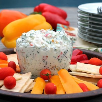 Summer Recipes | Appetizers & Dips