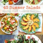 43 {Healthy} Sexy Summer Salads Your Body Will Love
