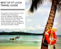 Best of St Lucia Travel Guide + 3 Perfect Days in NYC