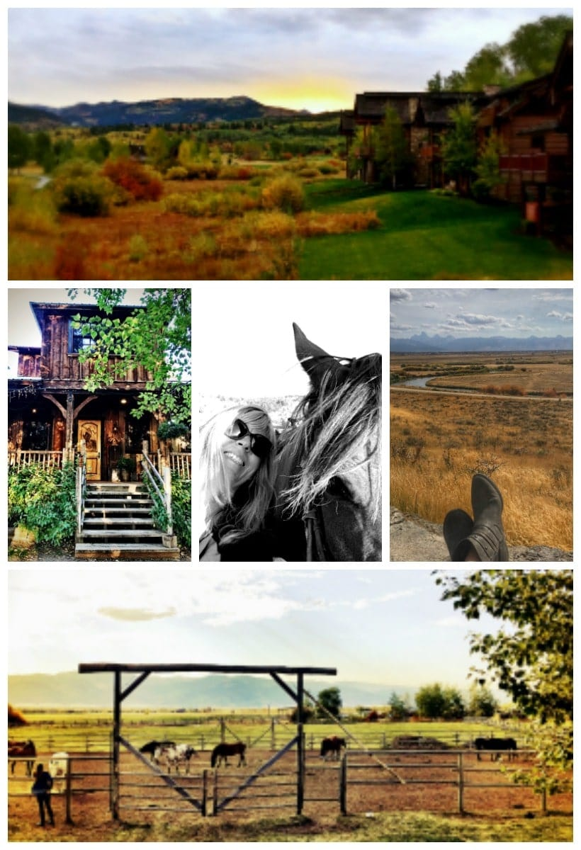 Teton Valley, Idaho is a spectacular place to visit. Located on the Western slope of the Teton Mountain range, the scenery is spectacular, with lots of adventure activities for everyone to enjoy. #AD Learn more @thespicyrd www.eastewart.com