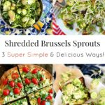 3 Super Simple Brussels Sprouts Recipes + 5 Reasons You Should Eat 'Em