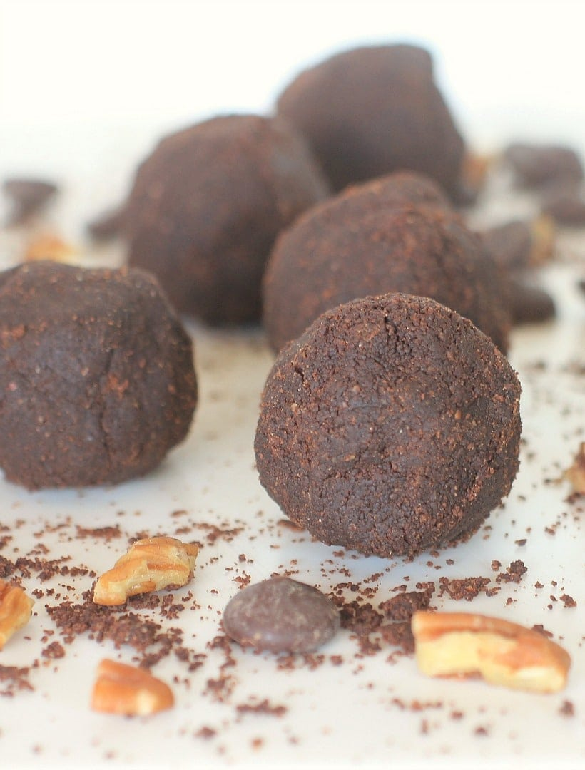 Green Banana Flour Brownie Bites + The 101 on Resistant ...