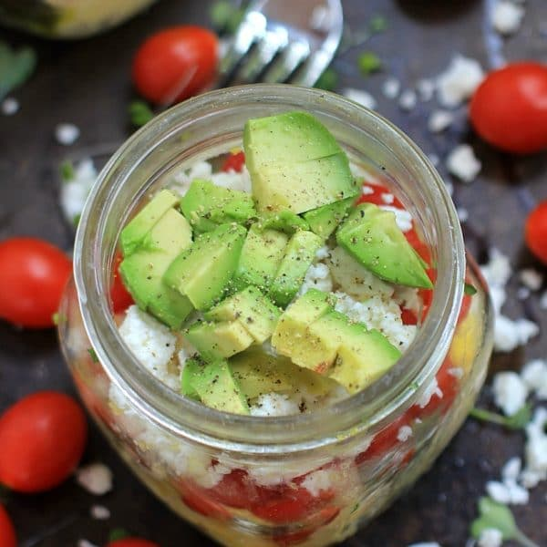 Genius Healthy Breakfast Hack! Scrambled Eggs in a Jar