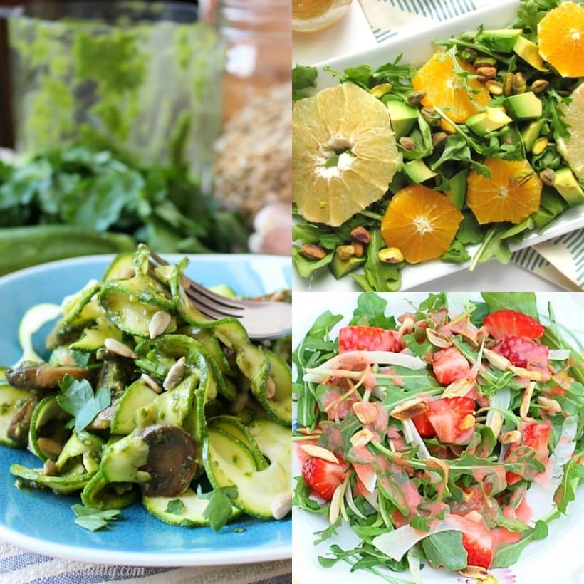 Spring Produce Guide | Arugula + More Healthy & Delicious Recipes Starring Spring Produce