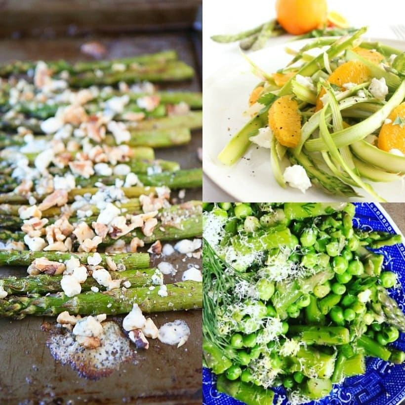 Spring Produce Guide | Asparagus + More Healthy & Delicious Recipes Starring Spring Produce