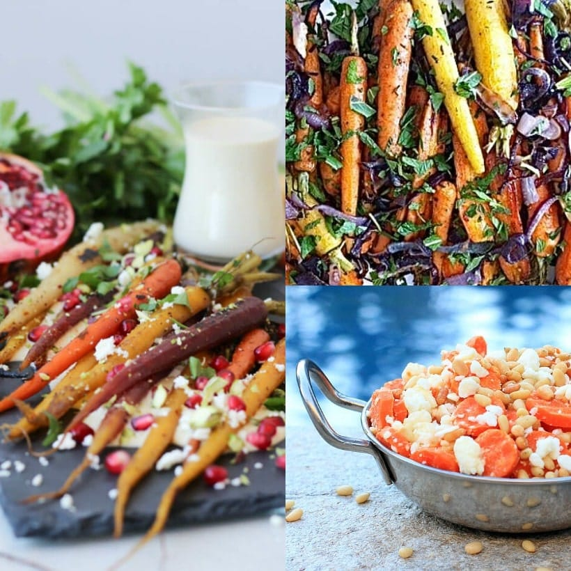 Spring Produce Guide | Carrots + More Healthy & Delicious Recipes Starring Spring Produce