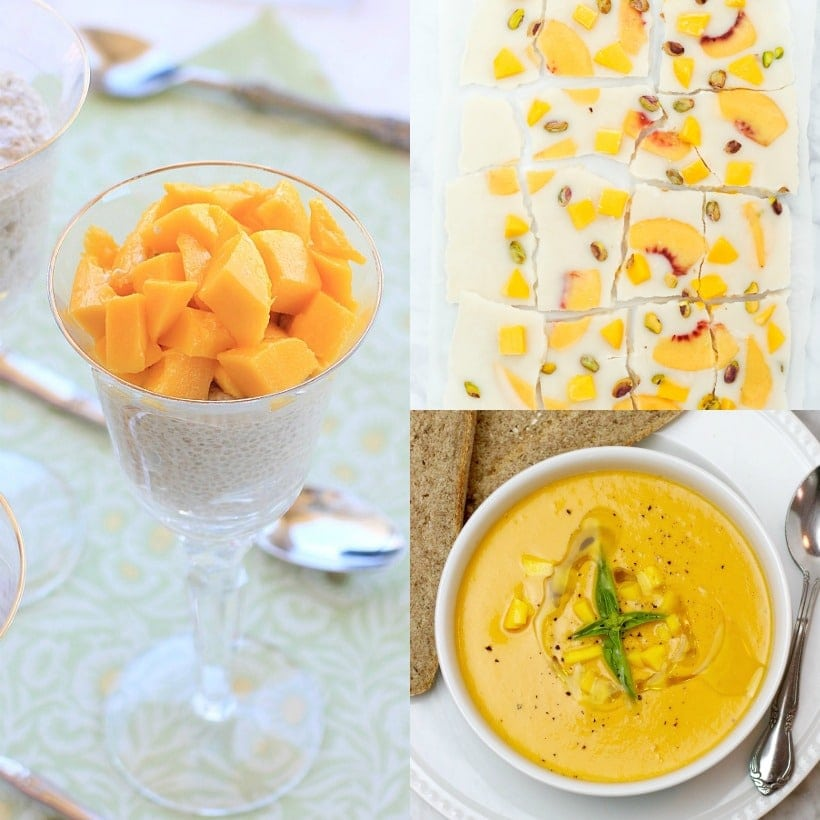 Spring Produce Guide | Mango + More Healthy & Delicious Recipes Starring Spring Produce