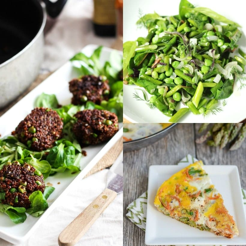 Spring Produce Guide | Peas + More Healthy & Delicious Recipes Starring Spring Produce