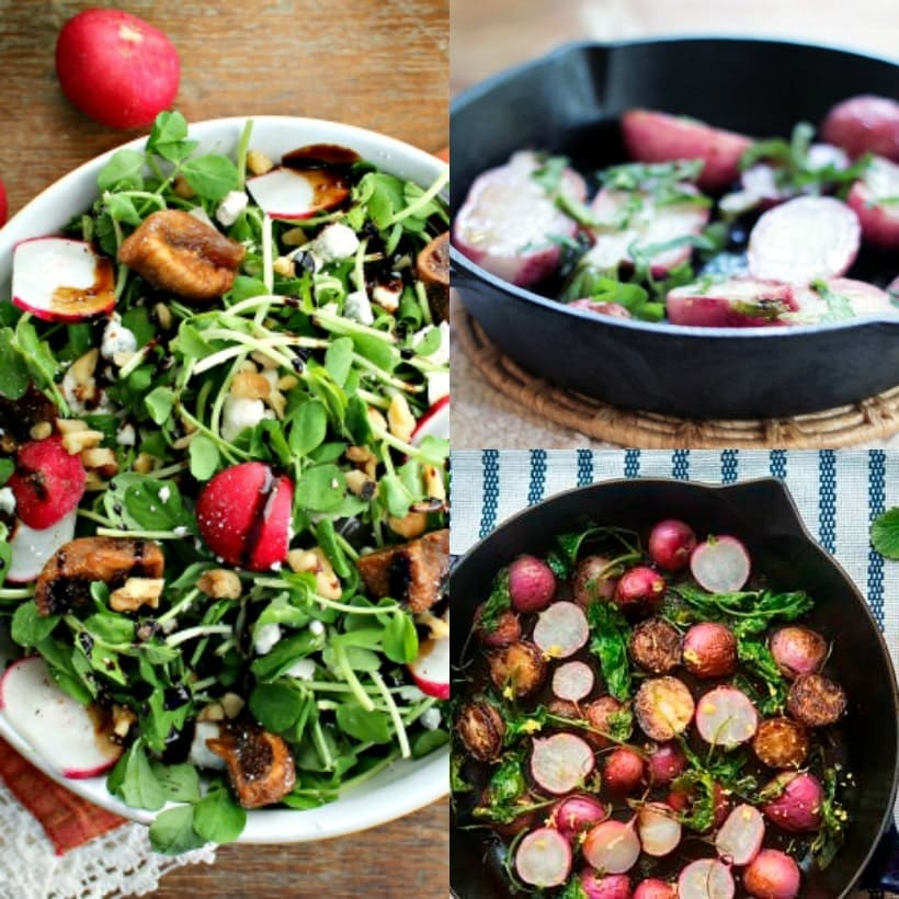 Spring Produce Guide | Radishes + More Healthy & Delicious Recipes Starring Spring Produce
