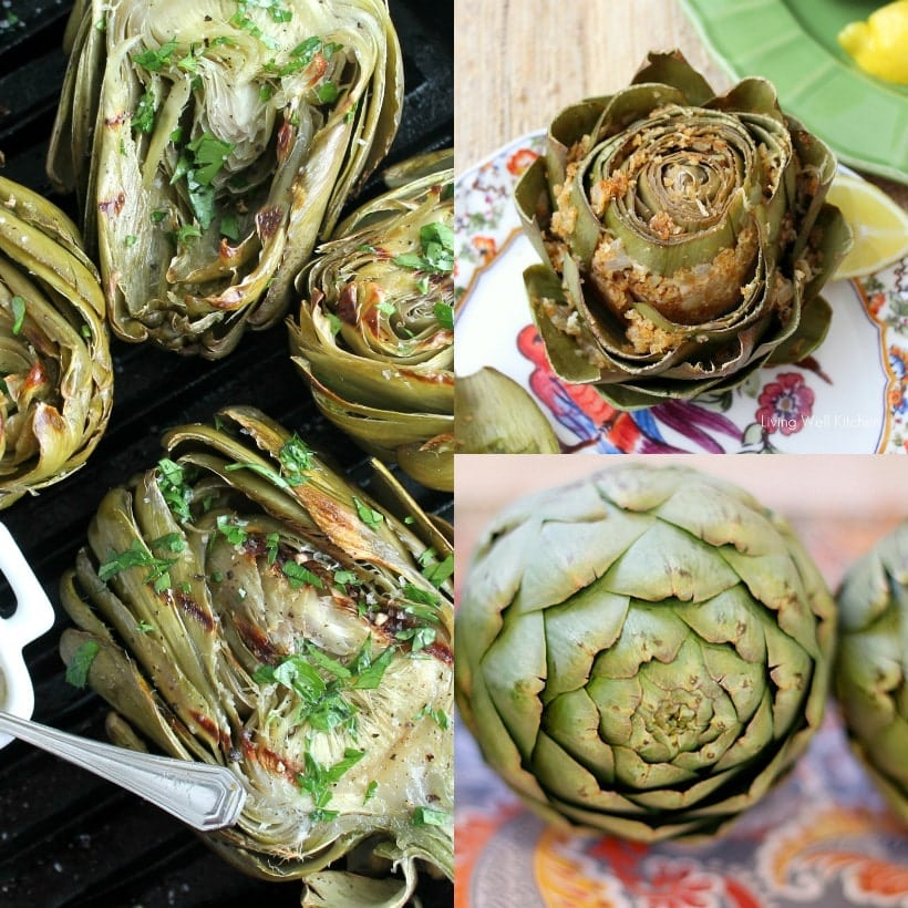 Spring Produce Guide | Artichokes + More Healthy & Delicious Recipes Starring Spring Produce
