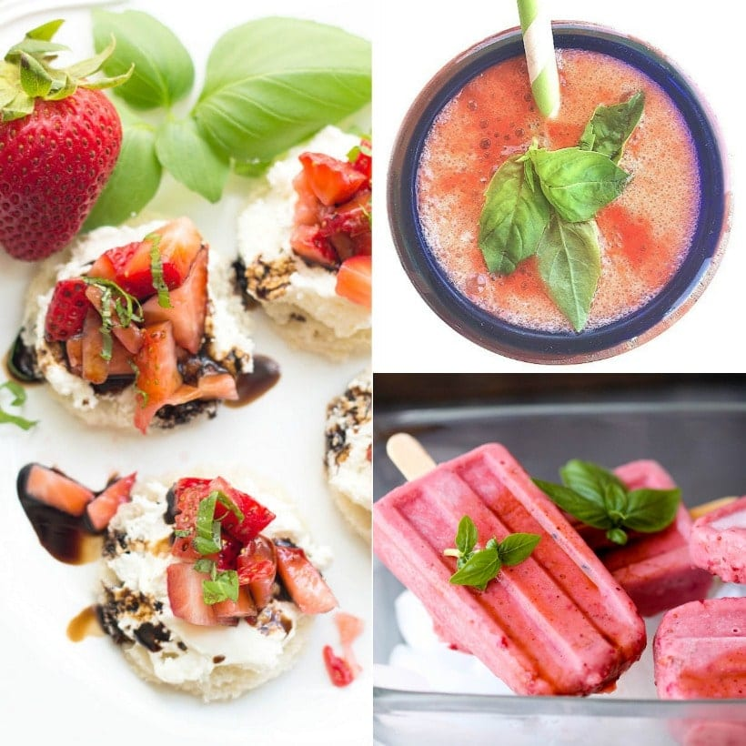 Spring Produce Guide | Strawberries + More Healthy & Delicious Recipes Starring Spring Produce