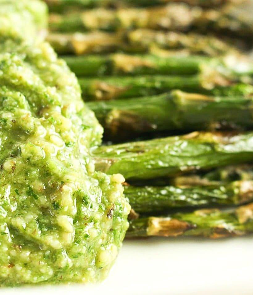Parsley Stem Pesto Recipe