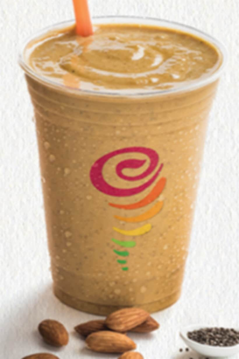 Have you tried the new Jamba Juice Pumpkin Protein Smoothie? It's a healthy alternative to Pumpkin Spiced Lattes! Thanks to Jamba Juice for giving me a gift certificate to try it!