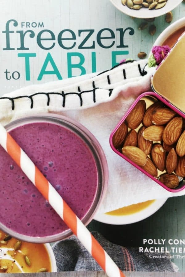 Wild Blueberry Smoothie with Pineapple, Cardamom, & Vanilla Lavender Sugar #healthyeating #smoothie