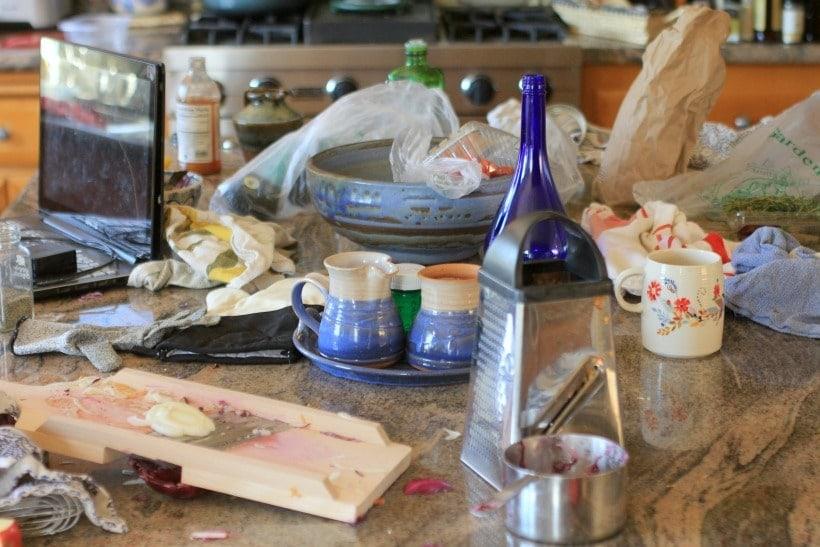 Messy Kitchen | EA Stewart, The Spicy RD
