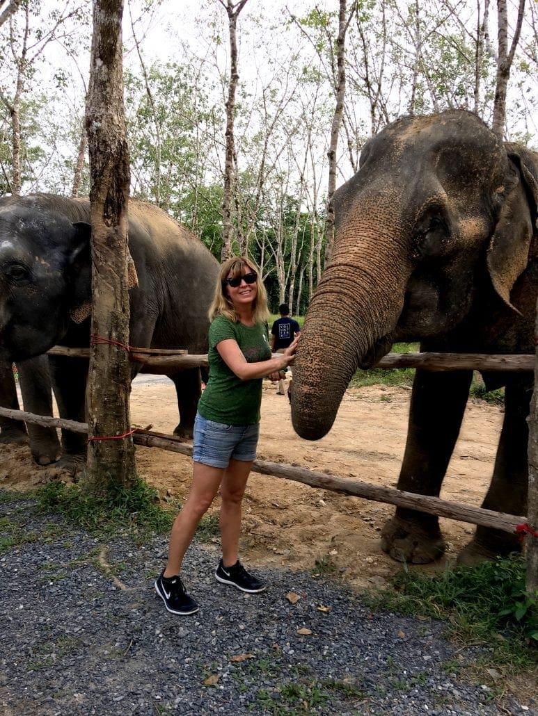 Phuket Elephant Sanctuary Thailand