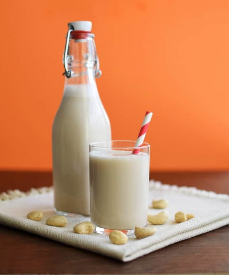 1-Minute Dairy Free Milk Alternative