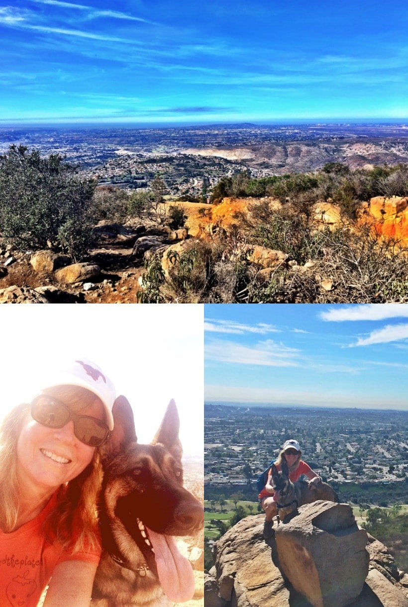 Cowle's Mountain Hike San Diego