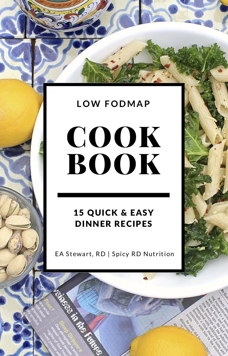 Low fodmap dinner recipes cookbook 15 quick easy recipes youll love the low fodmap dinner recipes cookbook features 15 low fodmap dinner recipes that are not only forumfinder Image collections