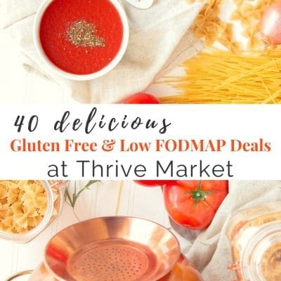 Gluten Free Deals Thrive Market