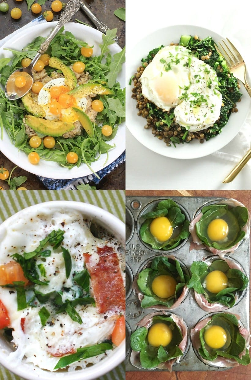 Leafy Greens Recipes Breakfast